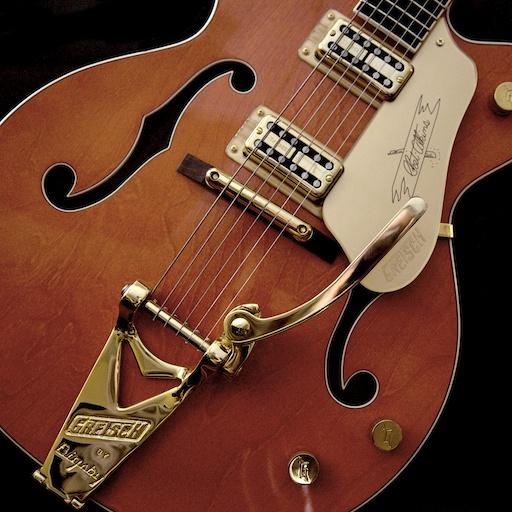 American Classic Guitar Wallpapers